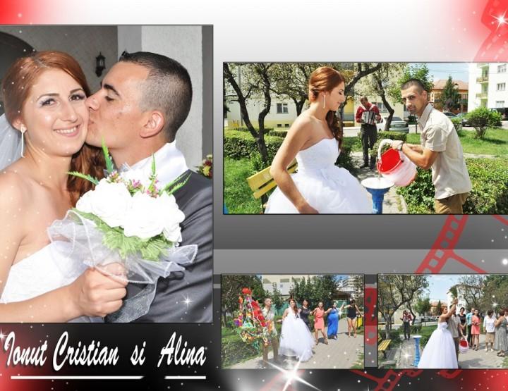 Mapa Album Ionut Cristian si Alina