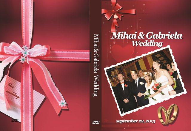 Fete DVD nunta, botez si altele